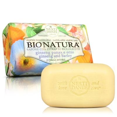 Nesti Dante 天然純植系列-純植人蔘大麥皂(250g)X2入