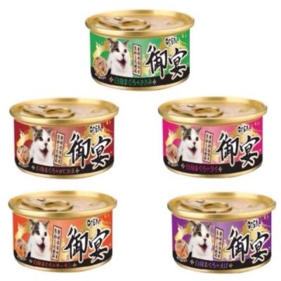 御宴GOEN 白身鮪魚湯罐系列 80g《單罐》