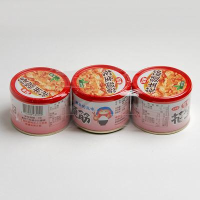 味王 冠軍花生麵筋(170gx3入)