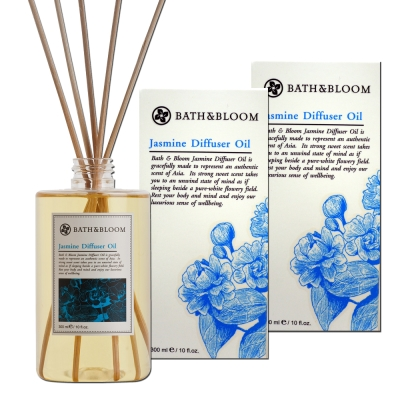 Bath & Bloom Thai Flower 擴香精系列買一送一