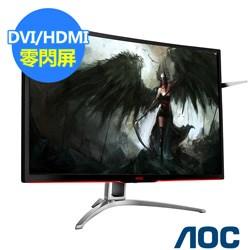 AOC AG322FCX 32型曲面電競電腦螢幕