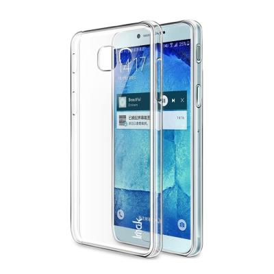 Imak SAMSUNG Galaxy A7(2017) 羽翼II水晶保護殼