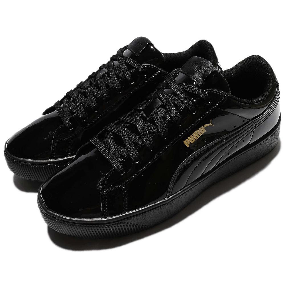 Puma Vikky Platform Patent 女鞋