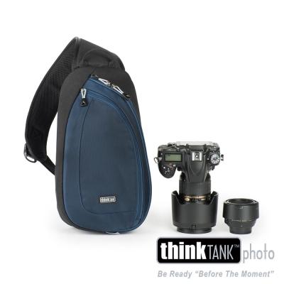 ThinkTank-TurnStyle10單肩斜背/腰包兩用相機背包(靛藍)-TS462