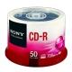 SONY CD-R 48X 700MB 白金片 桶裝 (50片) product thumbnail 1