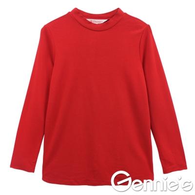 Gennie's奇妮 – 簡約素面小高領孕婦上衣 (G3Y36)