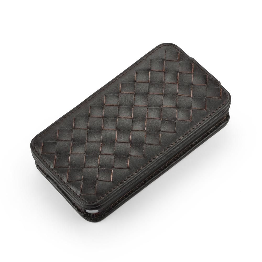 皮套王精品手工 Style-U4 PDA式上蓋編織紋 客製化皮套