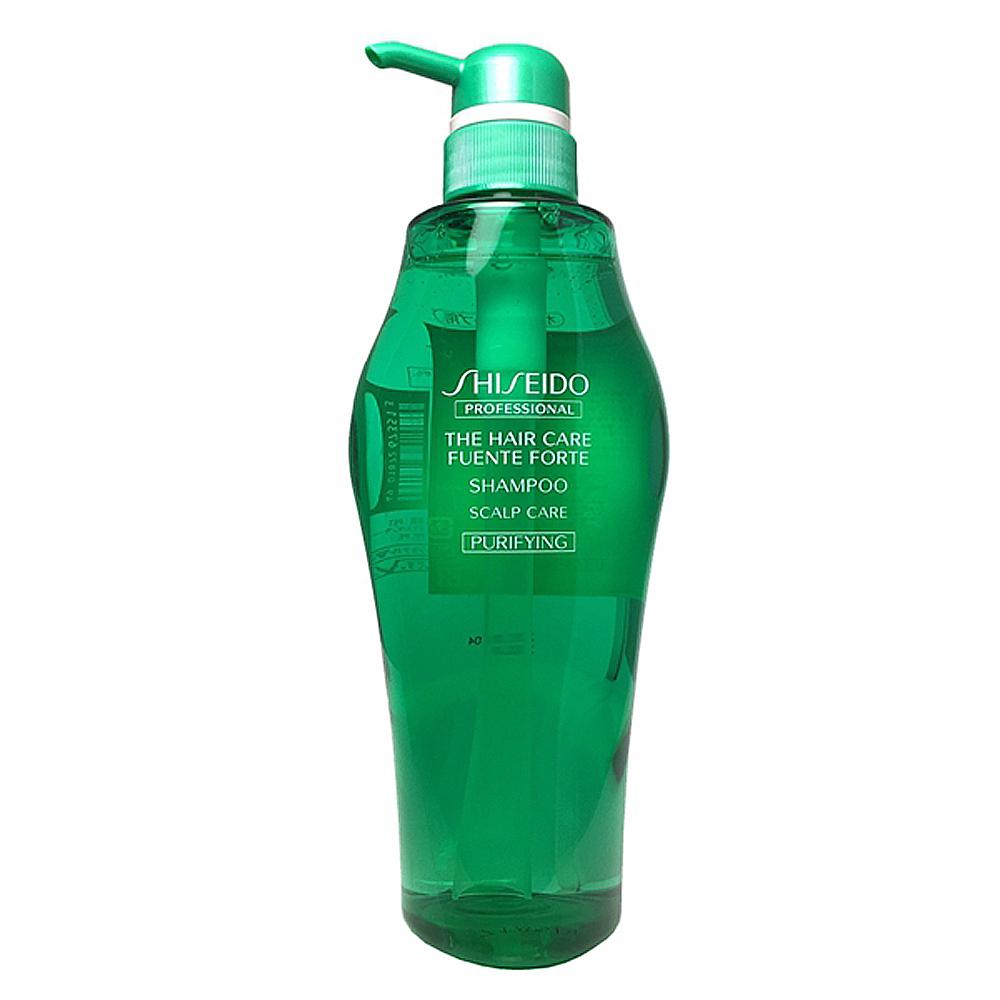 SHISEIDO 資生堂 芳泉調理極淨洗髮乳500ml