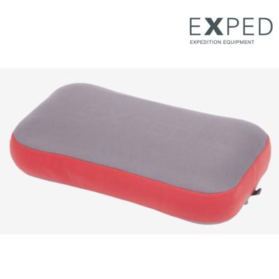 【瑞士EXPED】Mega Pillow個人空氣枕-紅