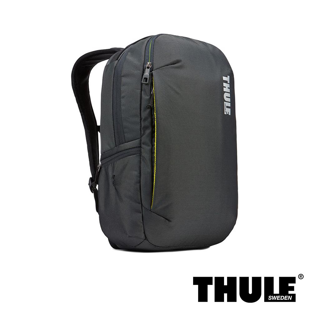 Thule Subterra 輕量電腦後背包(暗灰色/15.6 吋筆電適用)