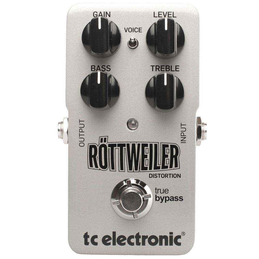 tc electronic Rottweiler Distortion 破音效果器