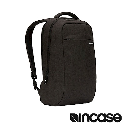 INCASE  ICON Lite Pack 電腦後背包 (石墨黑/15 吋內筆電適用)