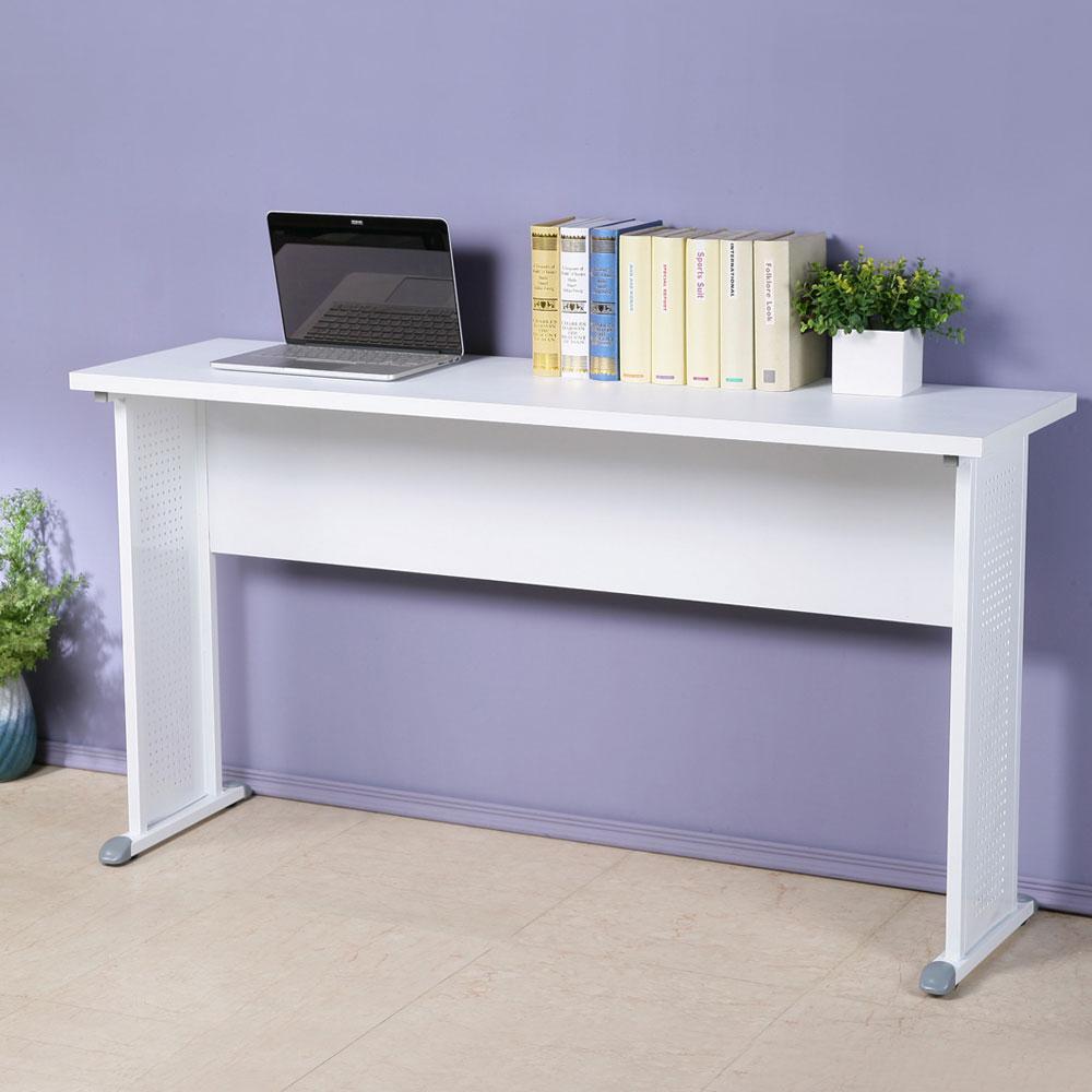 Homelike 皮特140x40工作桌-加厚桌面