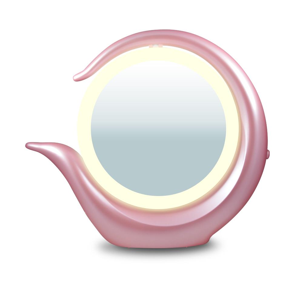 YUWA 7倍放大LED燈化妝鏡