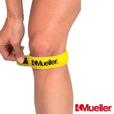 MUELLER慕樂 跳躍膝髕腱加壓帶 黃(MUA994)