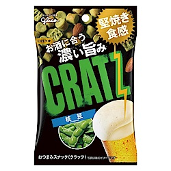 GOLICO格力高 CRATZ卡滋脆餅毛豆風味(42g)