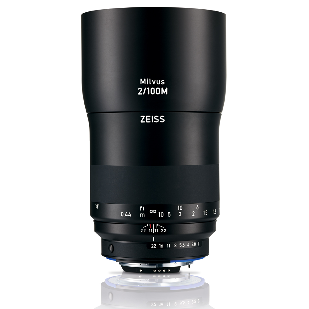 Zeiss Milvus 2/100M ZF.2(平行輸入)For Nikon product image 1
