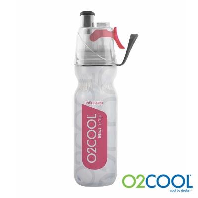 O2 COOL 保冷噴霧鯨魚水壺 500ml/18oz (兩入組) HMCDP06