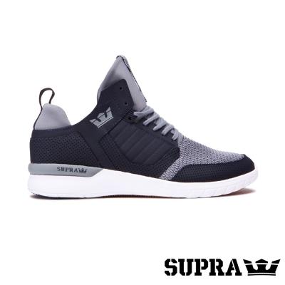 SUPRA Method系列男鞋-深灰/黑