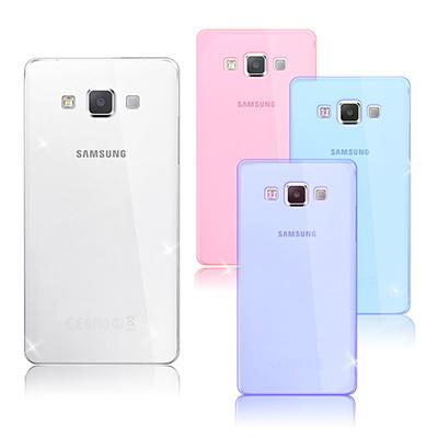 VXTRA 超完美 SAMSUNG Galaxy A5 清透0.5mm隱形保護套