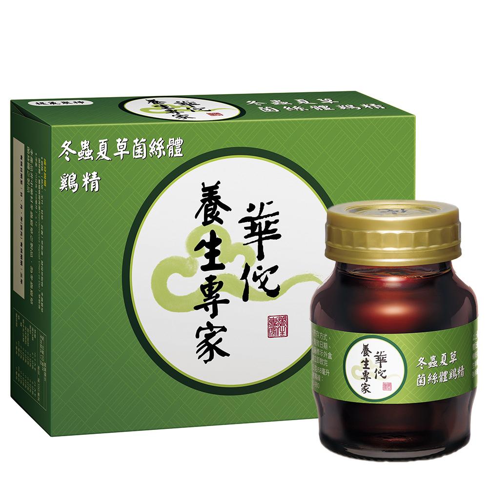 華佗  冬蟲夏草菌絲體雞精 (70g x 12入)