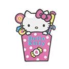 Sanrio HELLO KITTY繽紛聖代 iPhone5/5S造型矽膠保護殼