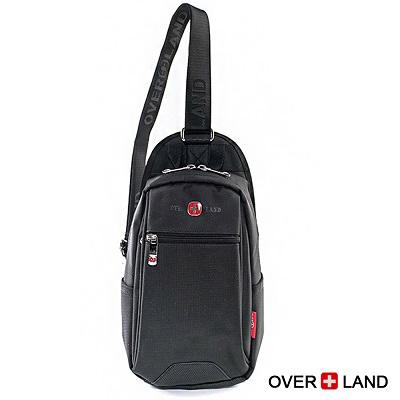 OVERLAND-美式十字軍x簡約設計單肩包