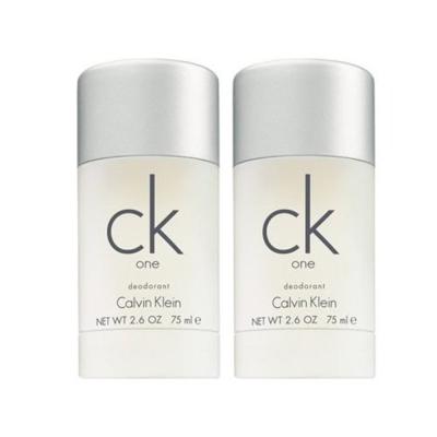Calvin Klein卡文克萊 CK ONE 體香膏75g(2入)