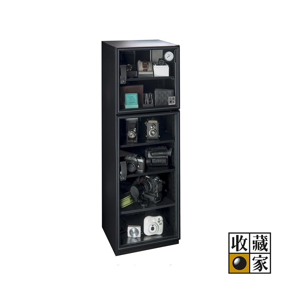 收藏家 163公升電子防潮箱 AX-180