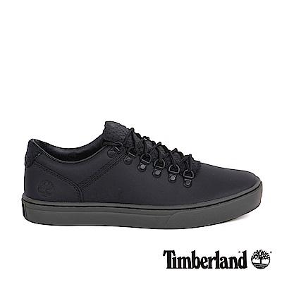 Timberland 男款黑色Adventure 2.0 登山淺口鞋
