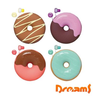 聖誕禮物 Dreams 創意收納繽紛甜甜圈