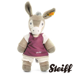 STEIFF泰迪熊 - 嬰幼兒玩偶Issy Donkey