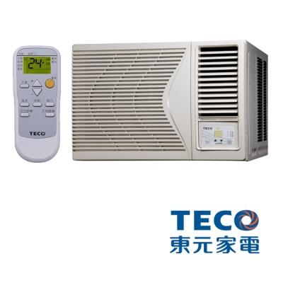 TECO東元 4-5坪R410高效能右吹式窗型冷氣(MW20FR2)