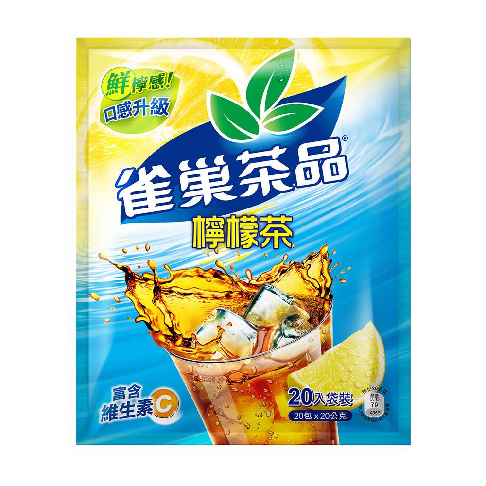 雀巢檸檬茶袋裝20gx20入