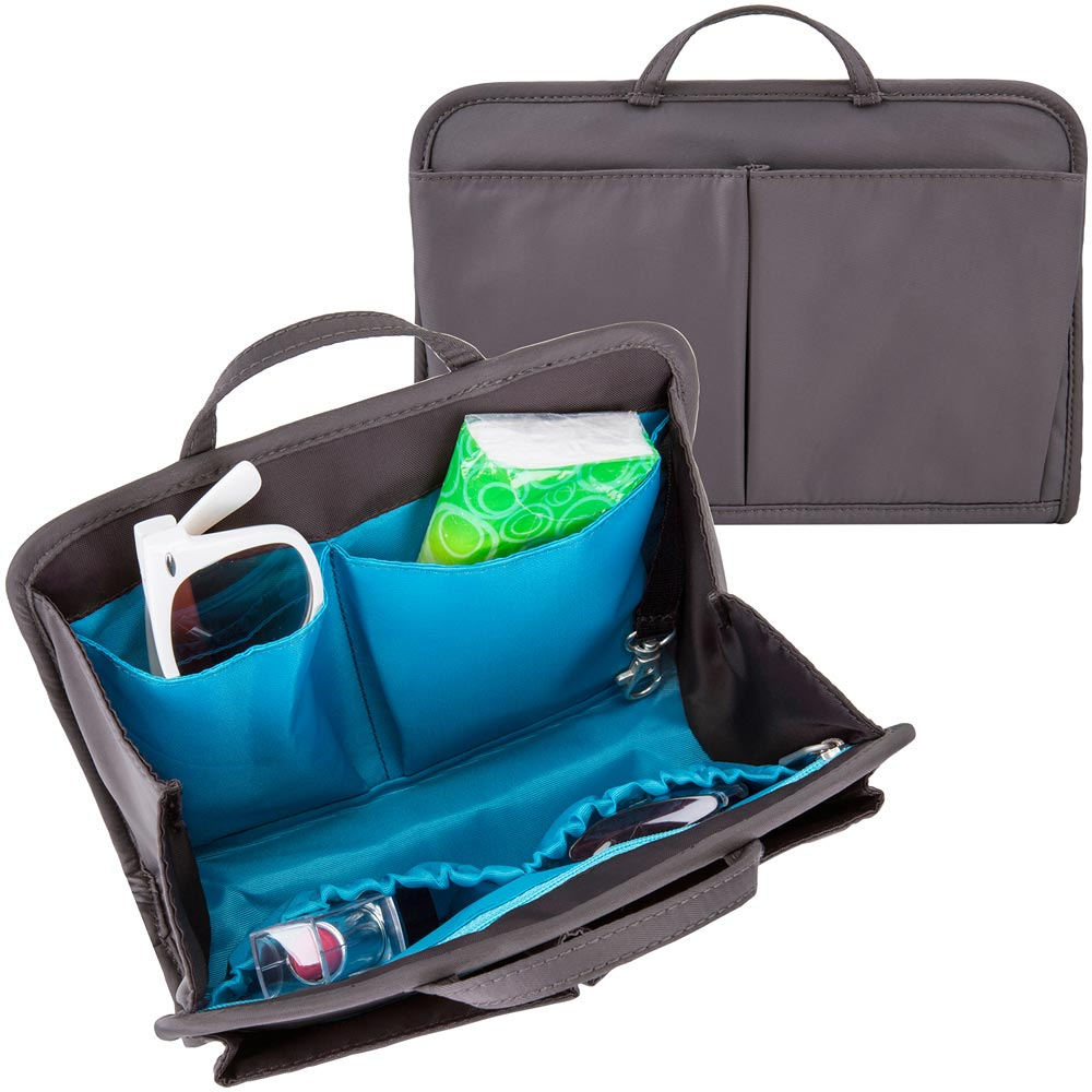 TRAVELON RFID包內安全收納包(藕M)