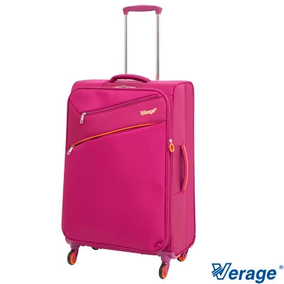 Verage 維麗杰 24吋二代極致超輕量旅行箱 玫紅