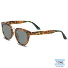 TOMS YVETTE  琥珀色典雅貓眼款 太陽眼鏡-女款 (10001000)