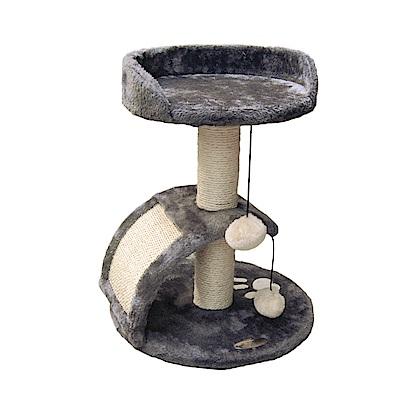 派斯威特-跳台世家貓跳台 拱形抓板吧台椅