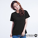 【加拿大STORMTECH】CT-1W 兩棲棉吸排柔感上衣-女-黑