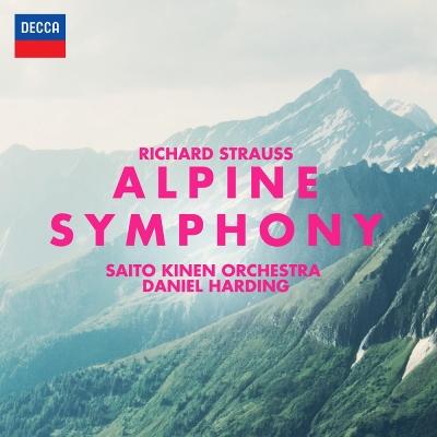 史特勞斯/阿爾卑斯交響曲(1CD)