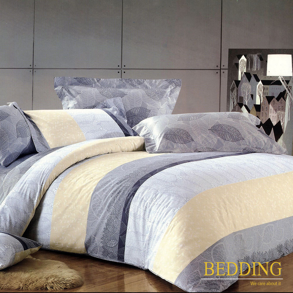 BEDDING 田園風光  100%棉 單人床包枕套 二件式