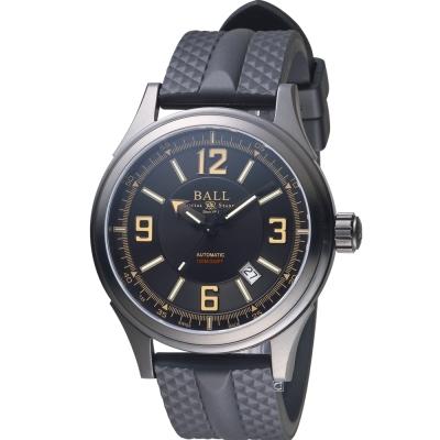 波爾Fireman Racer機械腕錶(NM3098C-P1J-BKBR)