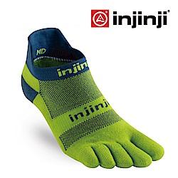 【INJINJI】RUN 避震吸排五趾隱形襪