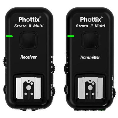 Phottix-Strato-II-無線閃燈觸發器