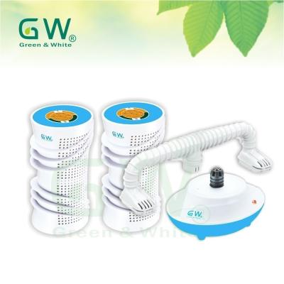 GW 水玻璃分離式除濕機超值組