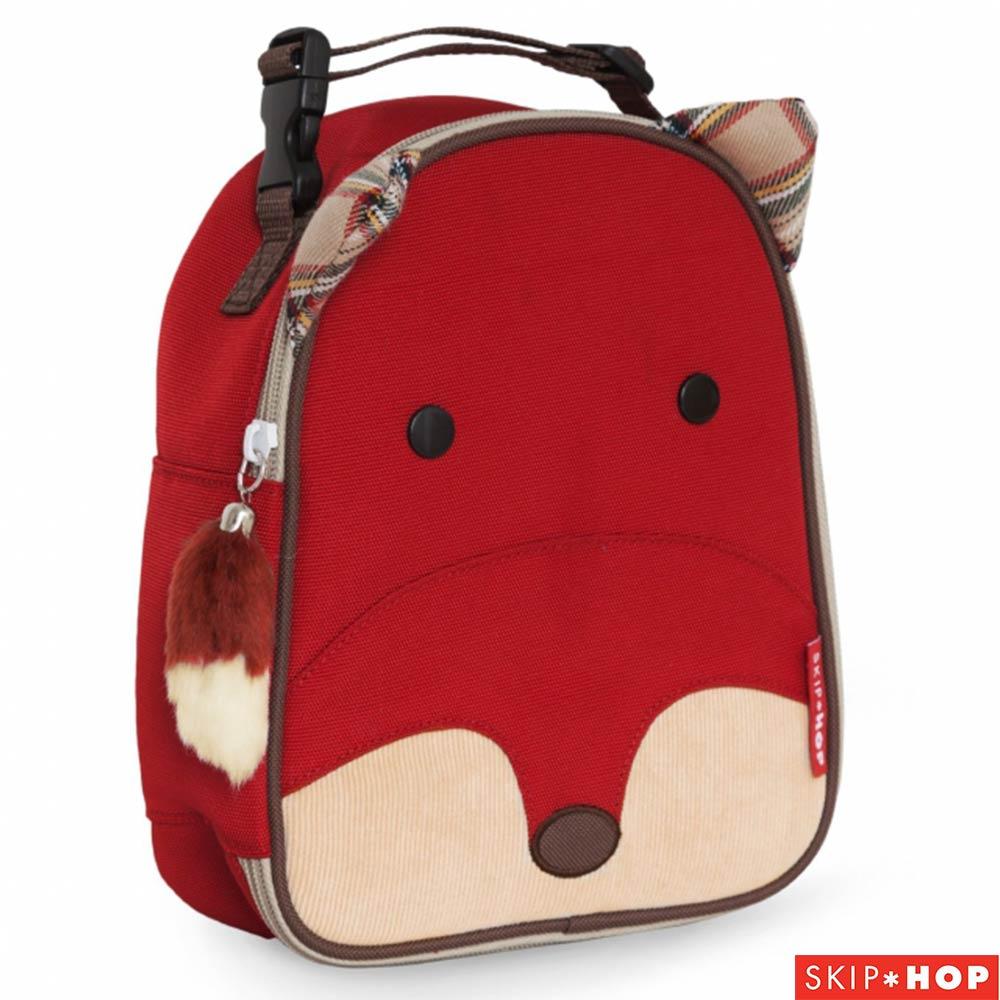Skip Hop 小狐狸款動物野餐保溫袋
