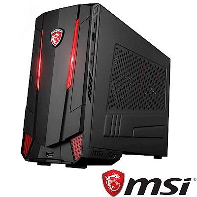 MSI微星 Nightblade MI3-002 電競電腦(i7-8700/1060-8G