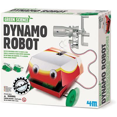 4M科學探索-大嘴巴機器人 Dynamo Robot