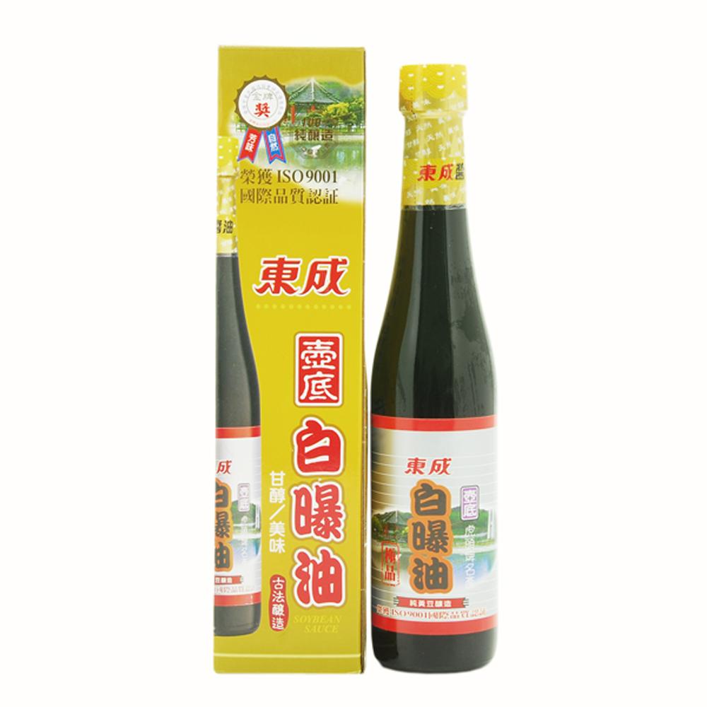 東成 白曝油(430ml)