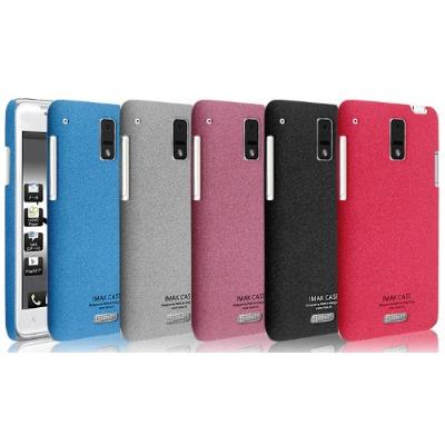 IMAK HTC J Z321E牛仔超薄亮彩保護殼